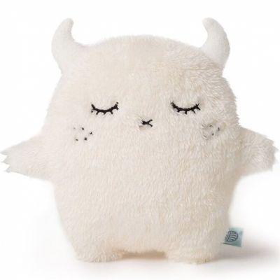 Peluche Ricepuffy Luxe blanc (22 cm)  Noodoll