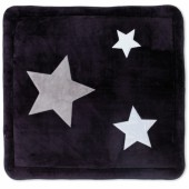 Tapis de parc Stary frost softy nearly (100 x 100 cm) - Bemini
