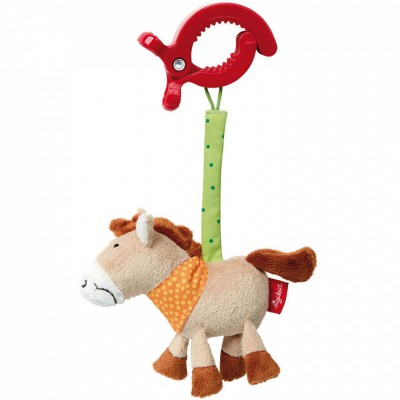 Jouet à suspendre cheval (12 cm) Sigikid
