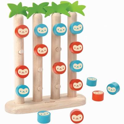 Morpions singes Plan Toys