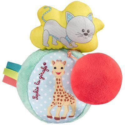 Balle vibrante et sonore  par Sophie la girafe