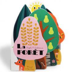 Mini livre La Forêt
