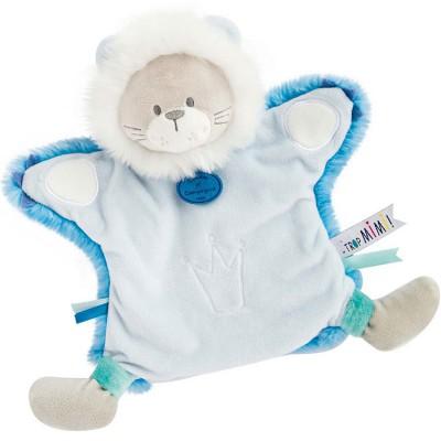 Marionnette Lion Trop mimi Doudou et Compagnie