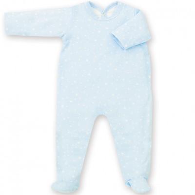 Pyjama léger jersey Stary frost (3-6 mois : 60 à 67 cm)  par Bemini