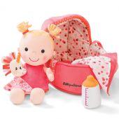 Poupée bébé Louise (27 cm) - Lilliputiens