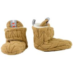 Chaussons jaune ocre Slipper Empire (6-12 mois)