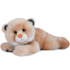 Peluche lynx So Chic beige (23 cm)
