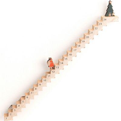 Calendrier de l'Avent réutilisable échelle  par Amadeus Les Petits