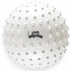 Balle tactile classique blanche