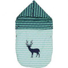 Nid d'ange Blue deer (80 cm)