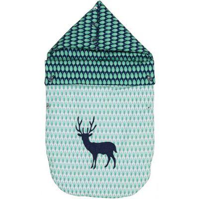 Nid d'ange Blue deer (80 cm)  par Taftan