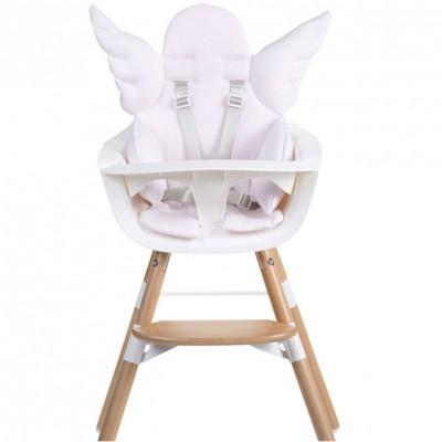 Coussin de chaise haute Ange rose clair  par Childhome
