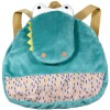 Sac à dos peluche crocodile Jungle Boogie - Ebulobo