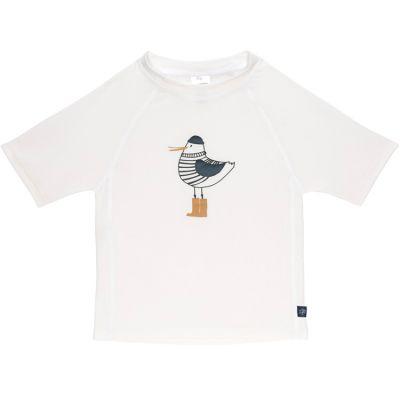 Tee-shirt anti-UV manches courtes M. Mouette bleu (3 ans)  par Lässig