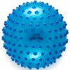 Balle tactile transparente bleue - BabyToLove