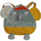 Sac à dos Ziggy l'éléphant - Ebulobo