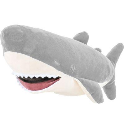 Peluche Zap le requin (48 cm)  par Trousselier
