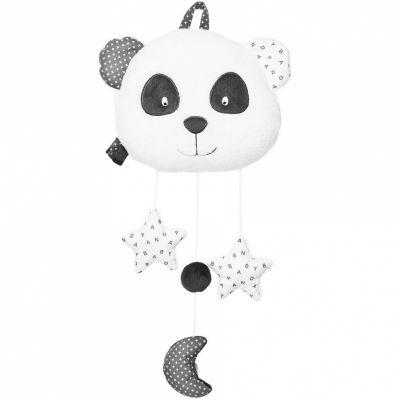 Mobile en peluche panda Chao Chao (25 cm)  par Sauthon