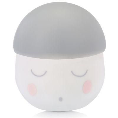 Veilleuse Squeezy grise (13 cm) Babymoov