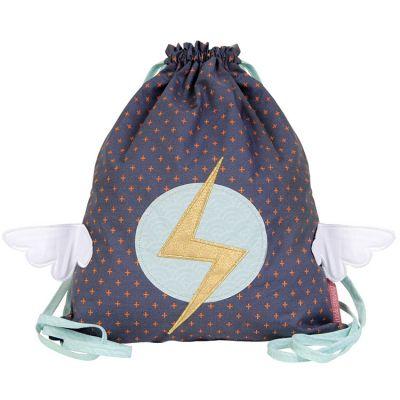 Sac à ficelles Super-héros  par Little Crevette