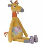 Peluche Billie la girafe Jungle Boogie ( 34 cm) - Ebulobo