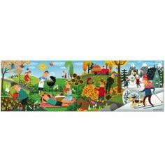 Puzzle 4 saisons (36 pièces)