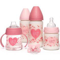 Coffret de naissance My Essentials coeur rose