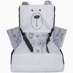 Réhausseur nomade Weekend Bears Ours gris