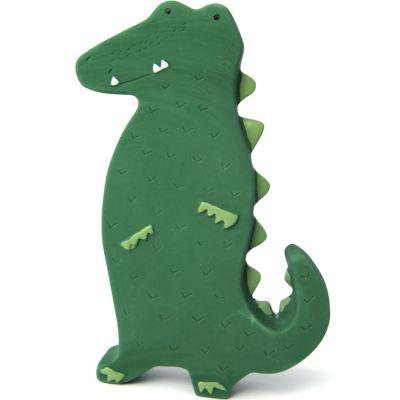 Jouet de dentition en caoutchouc Mr. Crocodile  par Trixie