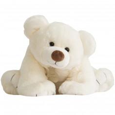 Peluche Gros ours écru (50 cm)