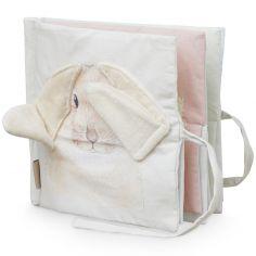 Livre bébé en tissu à volets Ferme