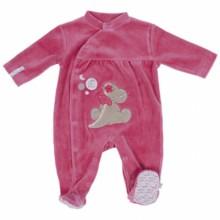 Pyjama funny Victoria (1 mois : 56 cm)  par Noukie's