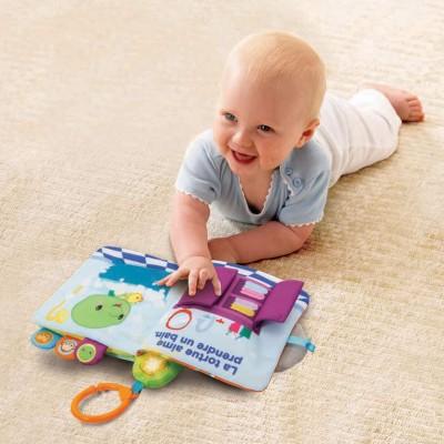 Livre Bebe Musical Baby Livre A Surprises