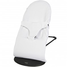 Housse de protection pour transat Babybjörn Diamond White