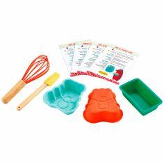 Kit d'ustensiles de cuisine Les cakes du Grizzly