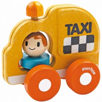 mon premier taxi plan toys berceau magique. Black Bedroom Furniture Sets. Home Design Ideas