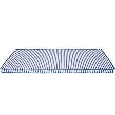 Matelas de sol nomade Blue Stripes (120 x 60 cm)