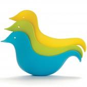 Canards de bain empilables bleu (3 pièces) - Skip Hop