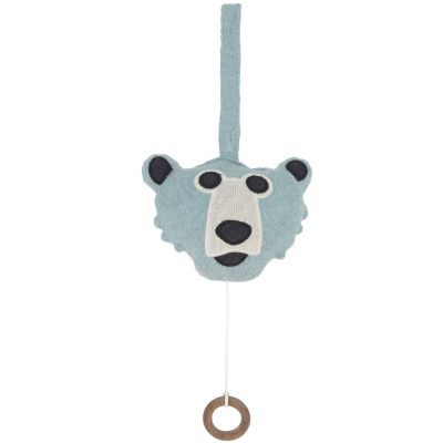 Doudou musical petit ours (20 cm) Art for Kids