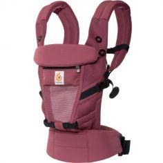 Porte bébé Adapt Cool Air Mesh bordeaux