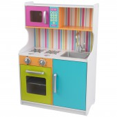 Cuisine Bright multicolore - KidKraft