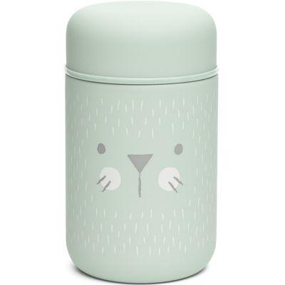 Thermos alimentaire Hygge Baby lapin vert (350 ml)  par Suavinex