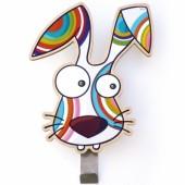 Patère lapin - Série-Golo