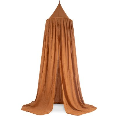 Ciel de lit caramel (245 cm)  par Jollein
