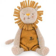 Peluche musicale lion Sous mon baobab (28 cm)