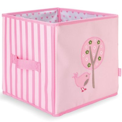 panier de rangement chirpy bird 30 x 30 cm penny scallan. Black Bedroom Furniture Sets. Home Design Ideas