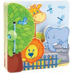 Livre pour bébé Les amis du zoo