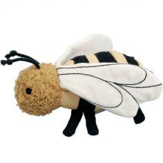 Hochet peluche Bolette l'abeille