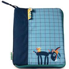 Protège carnet de santé Ignace l'âne