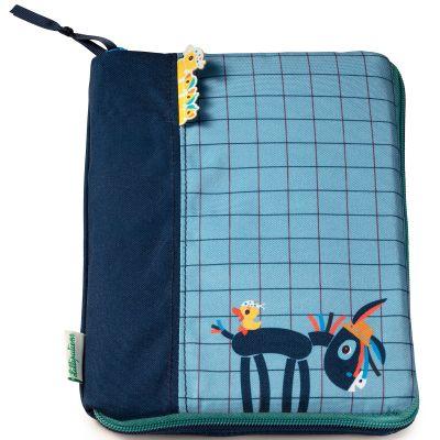 Protège carnet de santé Ignace l'âne  par Lilliputiens